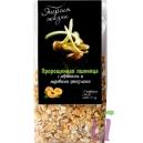 Пророщенная пшеница «Энергия жизни» с абрикосом и медовыми гранулами, 120 г