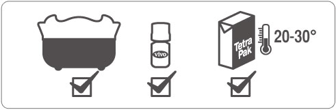 Инструкция по применению заквасок VIVO