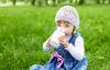 Кисломолочные продукты помогут малышам расти здоровыми