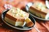 Ванильно шоколадный творожный десерт