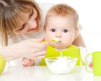 Роль творога в питании грудных детей