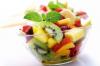 Фруктовый салатик с домашним йогуртом