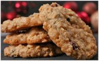 Рецепт диетического печенья из овсянки на кефире