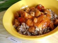 Гуляш с подливкой: рецепт из мяса говядины
