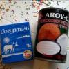 Заквашиваем на кокосовом молоке