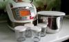 Как сделать (приготовить) домашний йогурт в мультиварке?