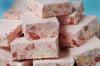 Замороженный фруктовый салат с йогуртом